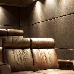 home theater acoustic room design