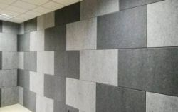 polyester fiber acoustic panel made in china09399051995
